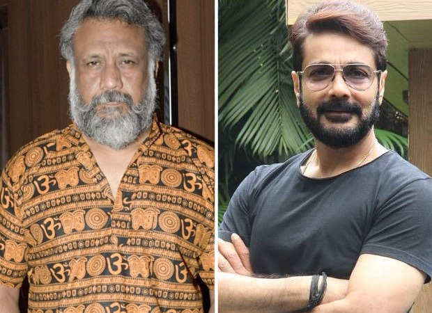 """It was a joke"", - Anubhav Sinha on calling Prosenjit fresh new talent"