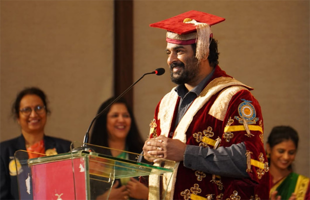 R Madhavan receives Doctor of Letters for his contribution to arts and films (2)