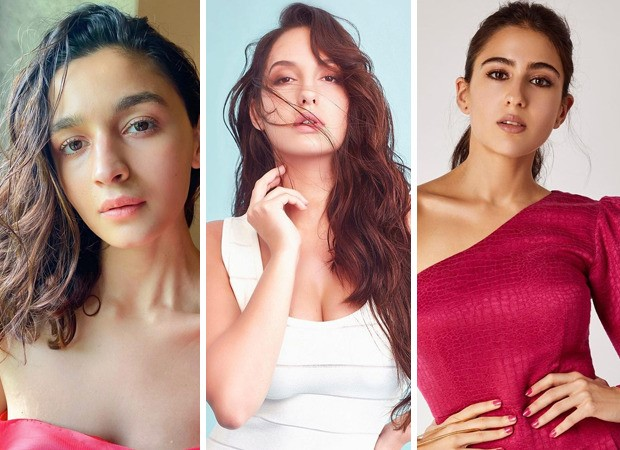 Take makeup cues from Alia Bhatt, Sara Ali Khan, Ananya Panday & Nora Fatehi to ace soft glam look on Valentine's Day (1)