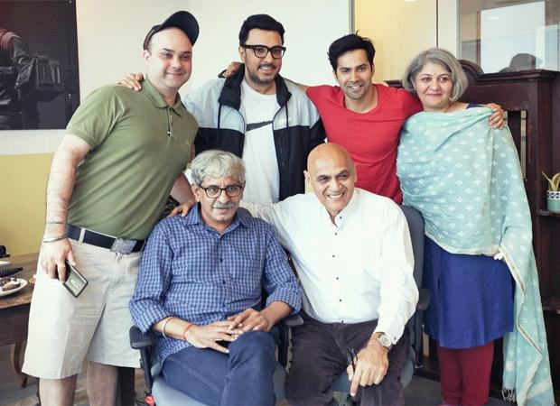 EXCLUSIVE: Varun Dhawan and Sriram Raghavan's Ekkis goes on floor in the end of third quarter of 2021