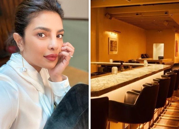 Priyanka Chopra Jonas takes us inside her restaurant Sona in NYC on opening day; reveals Nick Jonas came up with the restaurant name