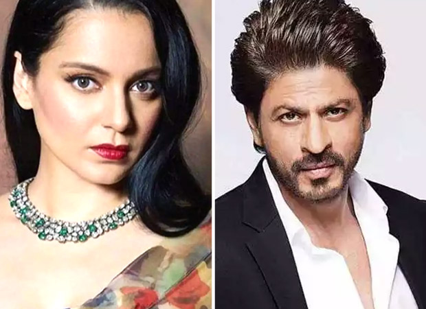 Kangana Ranaut recalls her 15 years of Gangster; compares her success story with that of Shah Rukh Khan