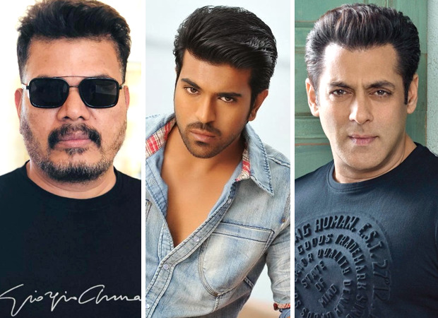 SCOOP Shankar and Ram Charan keen to get Salman Khan on board RC 15 to play a no-nonsense cop