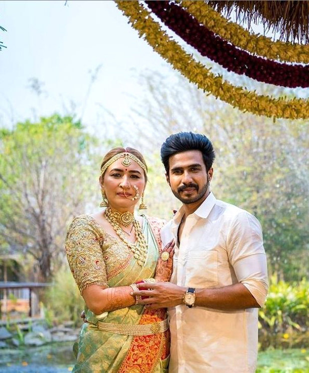 Vishnu Vishal and Jwala Gutta tie the knot; photos from their wedding and pre-wedding ceremonies take over the internet
