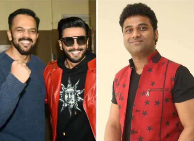Ranveer Singh and Rohit Shetty bring 'Seeti Maar' hitmaker Devi Sri Prasad on board for Cirkus