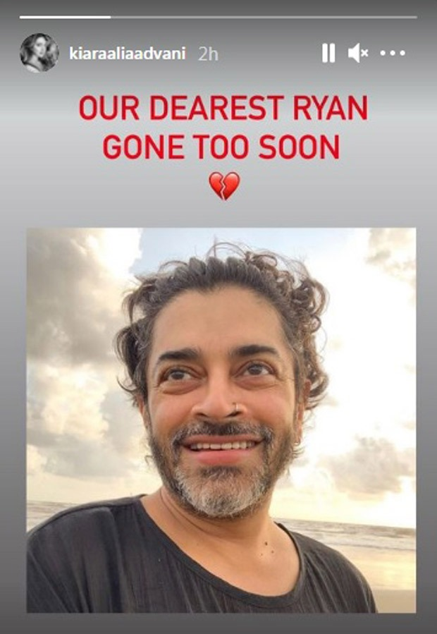 Indoo Ki Jawaani producer Ryan Stephen passes away due to COVID-19; Varun Dhawan, Kiara Advani, Manoj Bajpayee mourn his demise