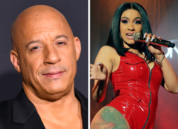 Vin Diesel confirms Cardi B will be in Fast and Furious 10