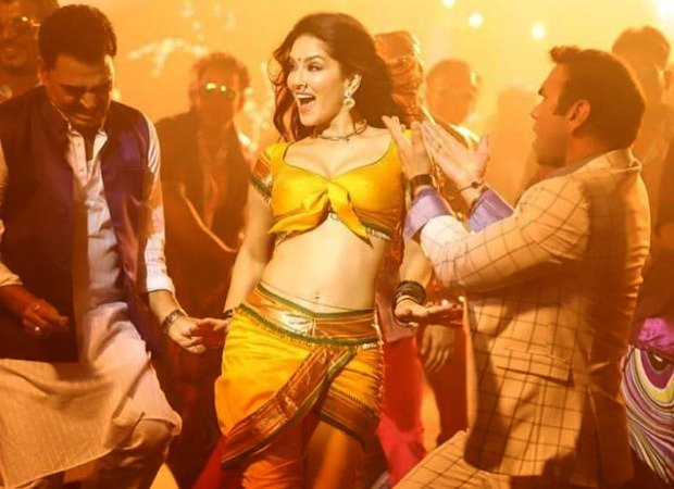 Check out Sunny Leone's sultry looks for special dance number 'Shantabai' from Marathi film Aamdar Nivas