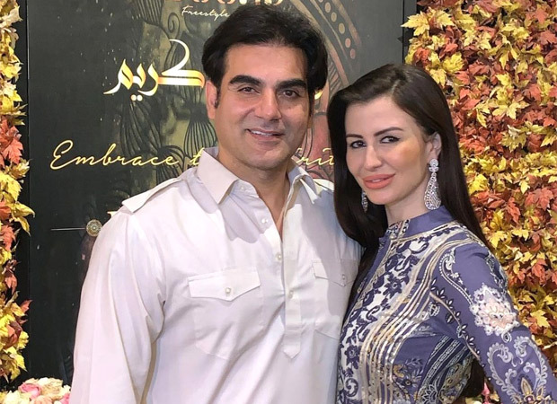 Arbaaz Khan says he gets uncomfortable when Giorgia Andriani is referred as his girlfriend, says she has her own identity
