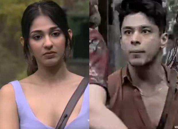Bigg Boss 15: Pratik Sehajpal breaks the bathroom lock while Vidhi Pandya was taking a shower, housemates slam him