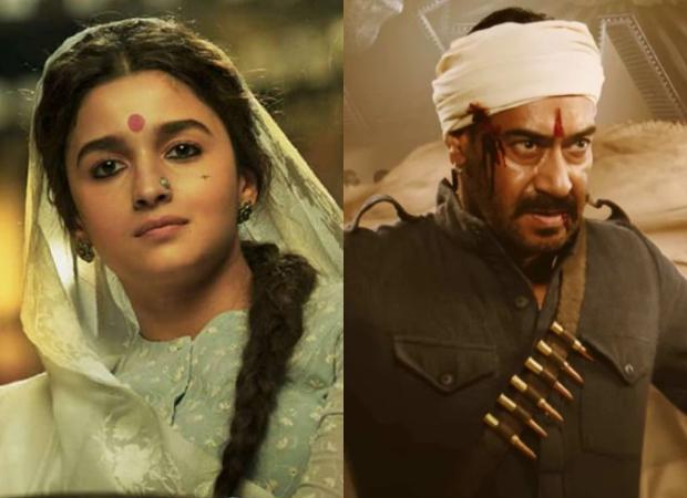 Gangubai Kathiawadi vs RRR: Will two films of Alia Bhatt and Ajay release in the SAME week?