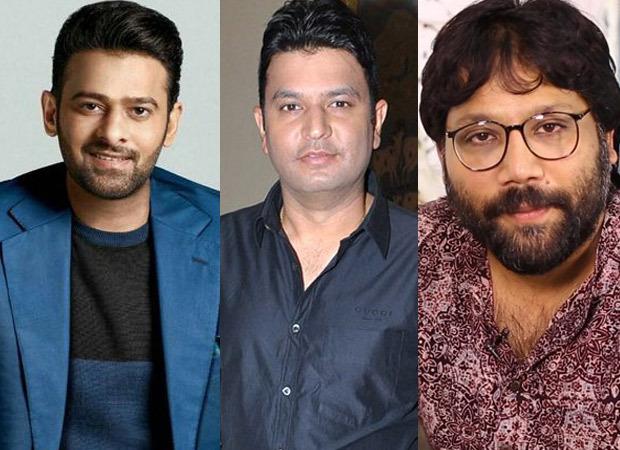 Prabhas teams up with Bhushan Kumar & Sandeep Reddy Vanga for his 25th film titled Spirit
