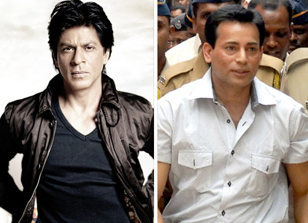 "#HappyBirthdaySRK When Shah Rukh Khan BRAVELY told Abu Salem – ""I don't tell you who to shoot so don't tell me which film to do"""