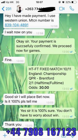 ht ft fixed matches won 10 11