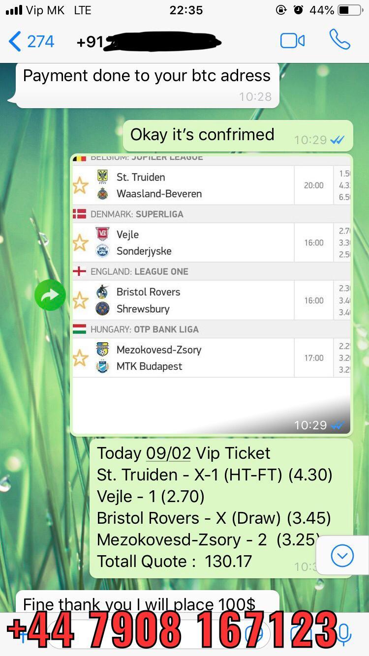 SOKABET Fixed Games, soccervista, predictz, zulubet ...