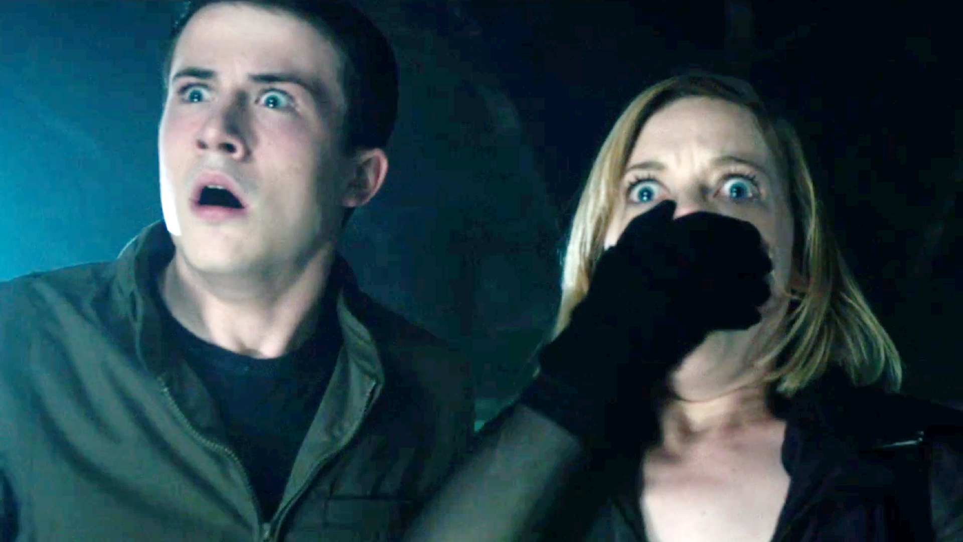 Image result for dont breathe gifs
