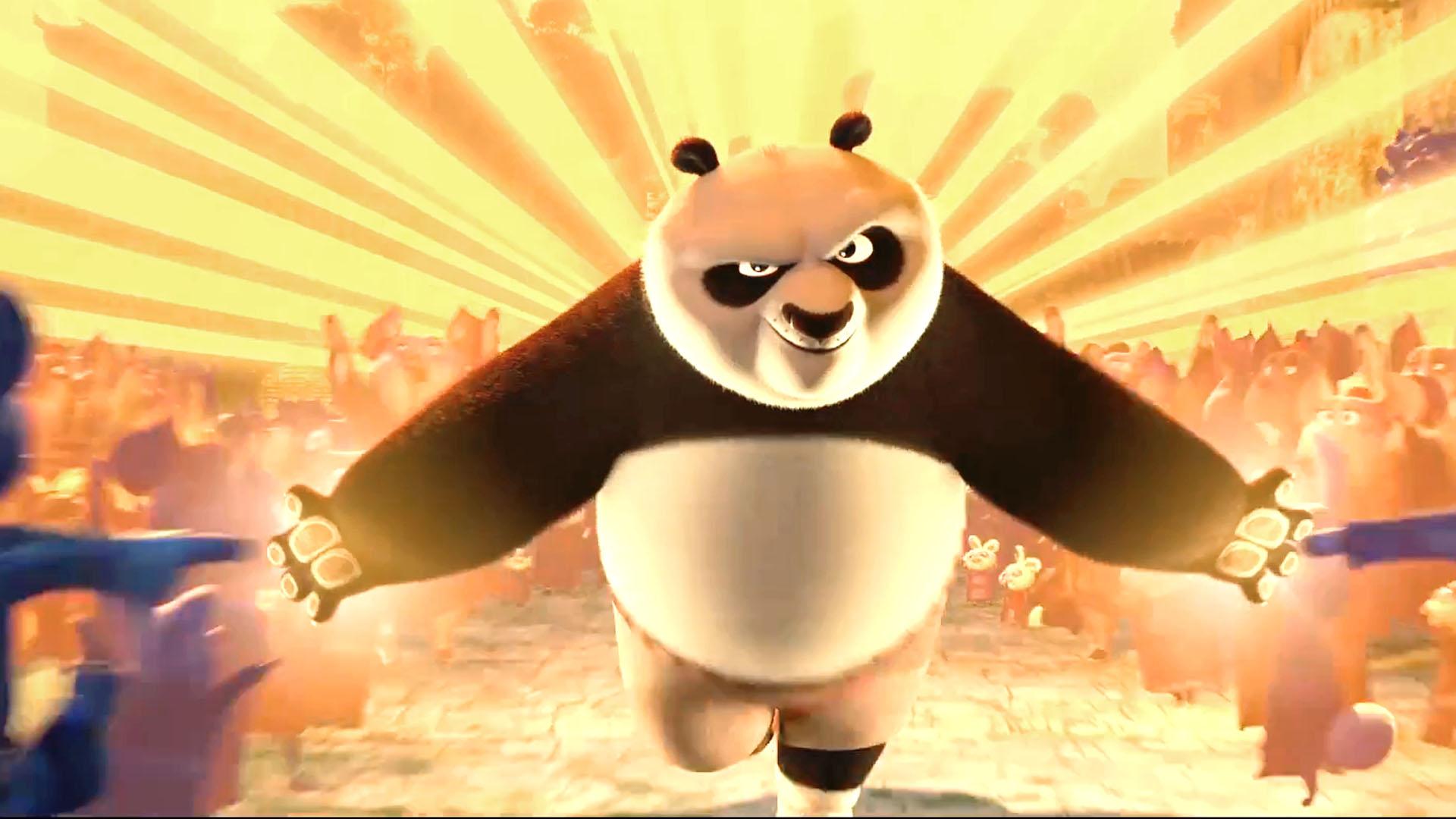 Kung Fu Panda 3 Kung Fu Panda 3 Trailer 3