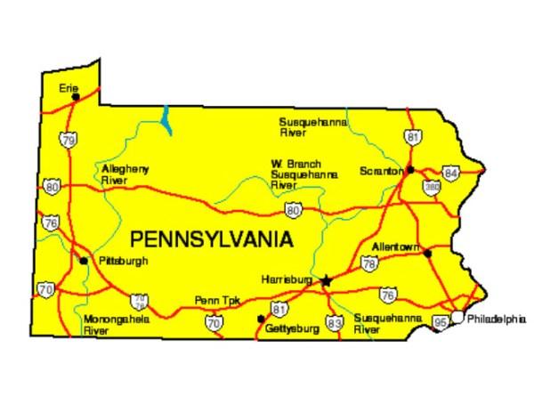 Pennsylvania Facts - Symbols, Famous People, Tourist ...