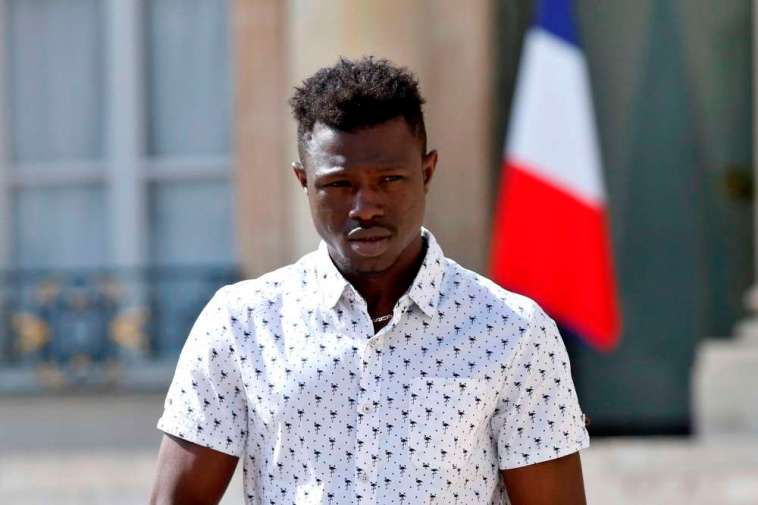 Mamadou Gassama: Paris enregistre un nombre record de tentatives d'escalade d'immeubles