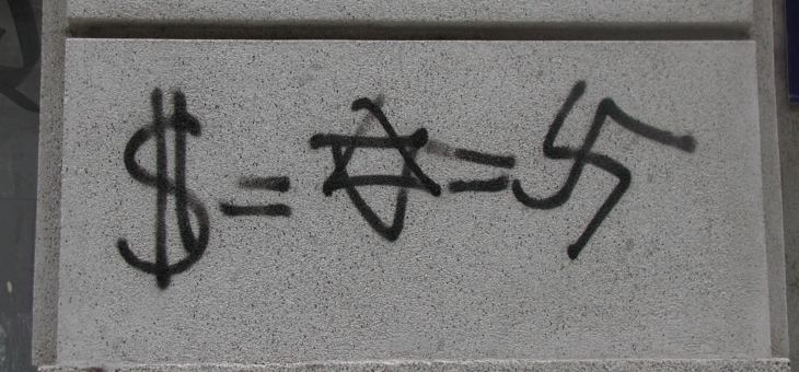 Quinnipiac University Poll finds dramatic jump in Americans' concern about anti-Semitism