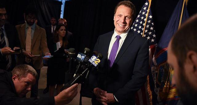 Cuomo ratings all up; favorability best in three years