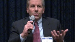 Arthur Pasquarella, executive vice president and COO of Equus Capital Partners, was a panelist.