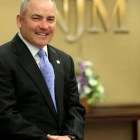 Bernie Flynn, retiring president and CEO, NJM Insurance Group