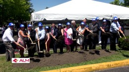 Groundbreaking for The Commons at Springdale, housing project for seniors and developmentally disabled adults