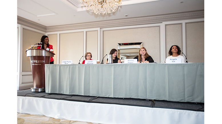 CCPA Panel, Women Moving the City, 5/23/2019