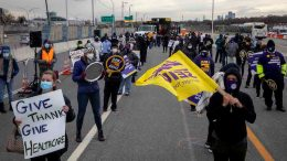 Photo courtesy SEIU Local 32-BJ