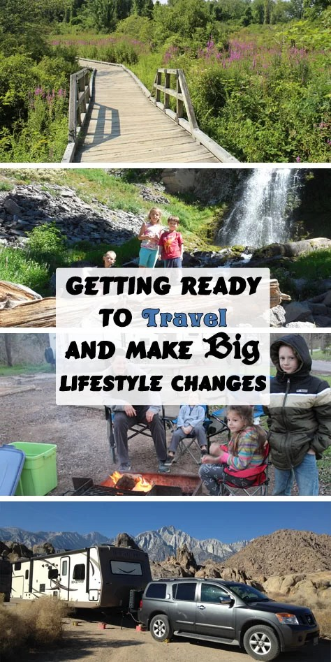 Make Time for Your Travel and Lifestyle Changes