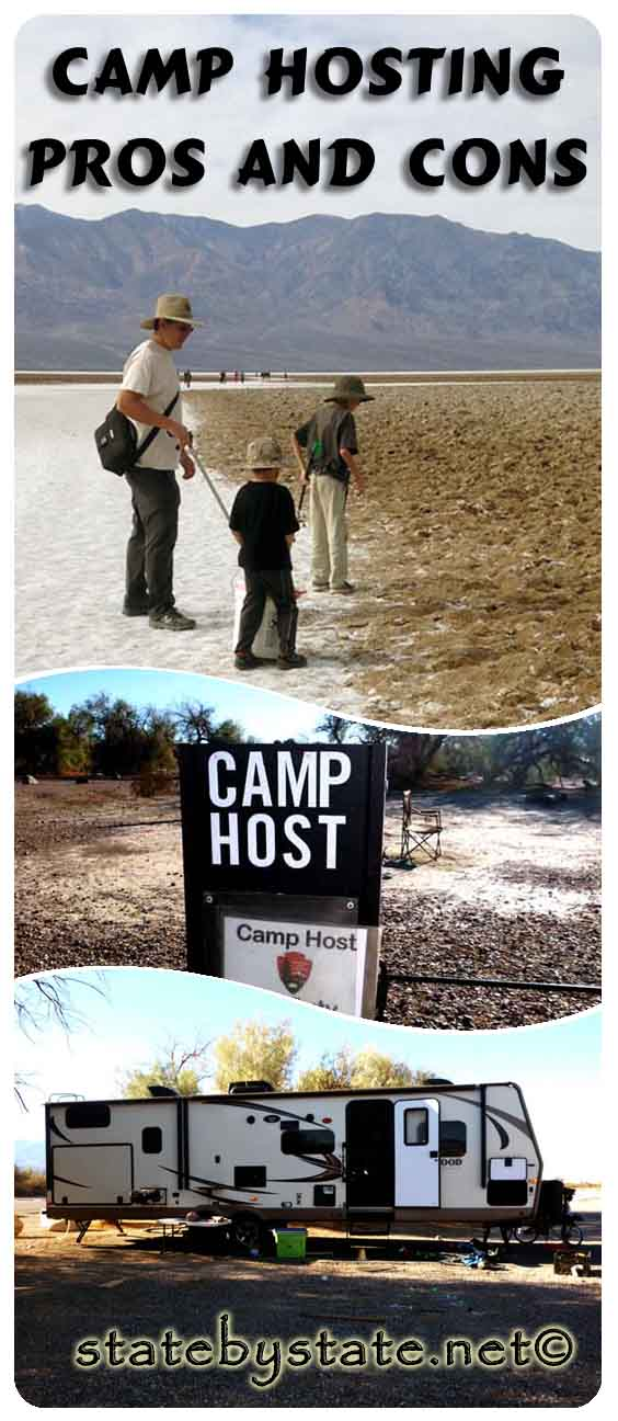 Camp Hosting Pros and Cons