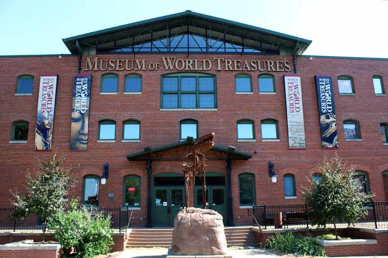 The Museum of World Treasures is worth adding to your Wichita family bucket list