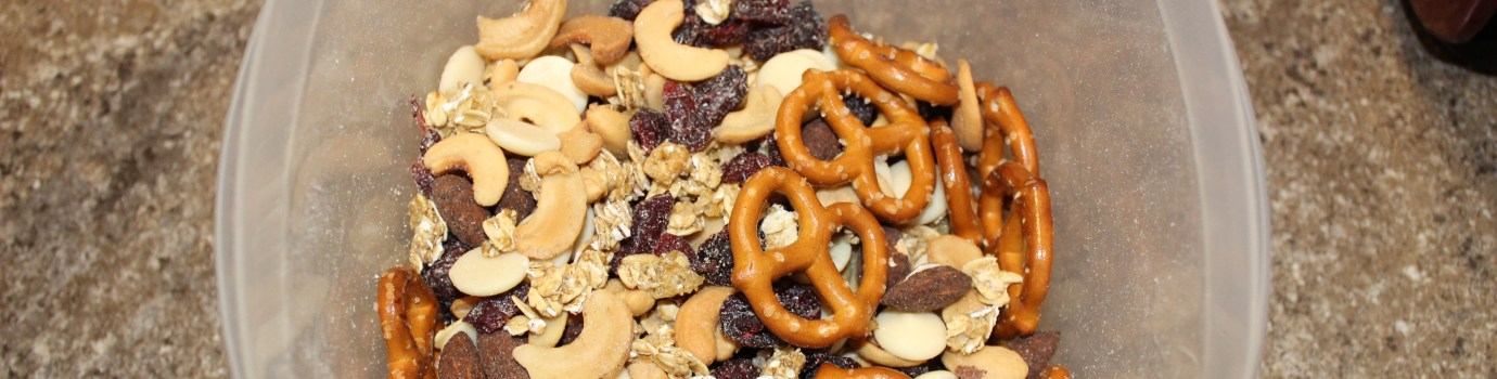 Trail Food Deluxe Mix