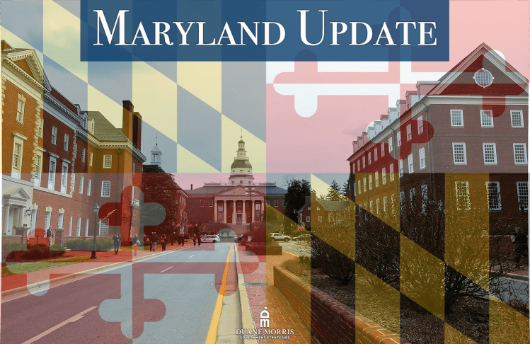 Maryland Update: the RELIEF Act of 2021 Announced by Governor Hogan