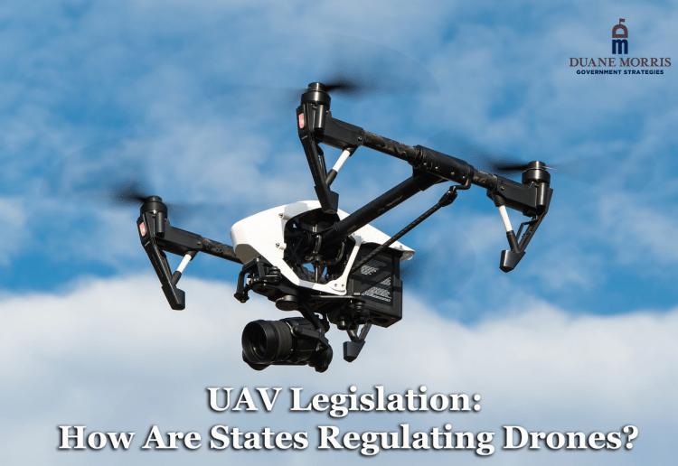 UAV legislation regulating drones