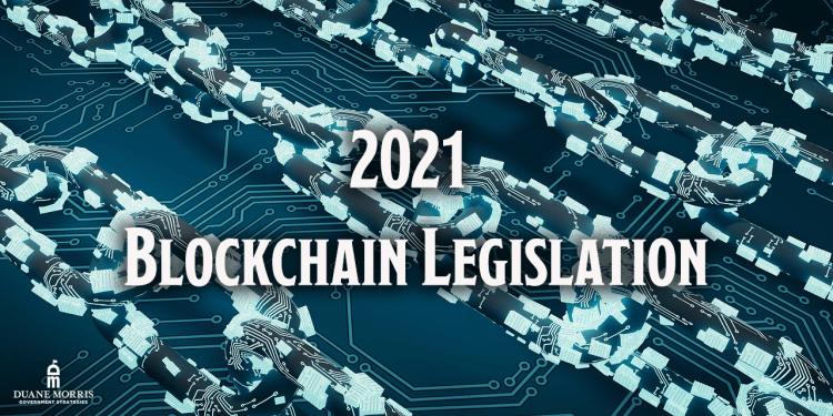2021 Blockchain Legislation