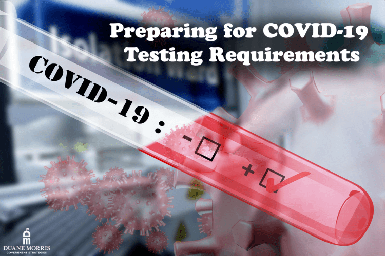covid-19 testing requirements