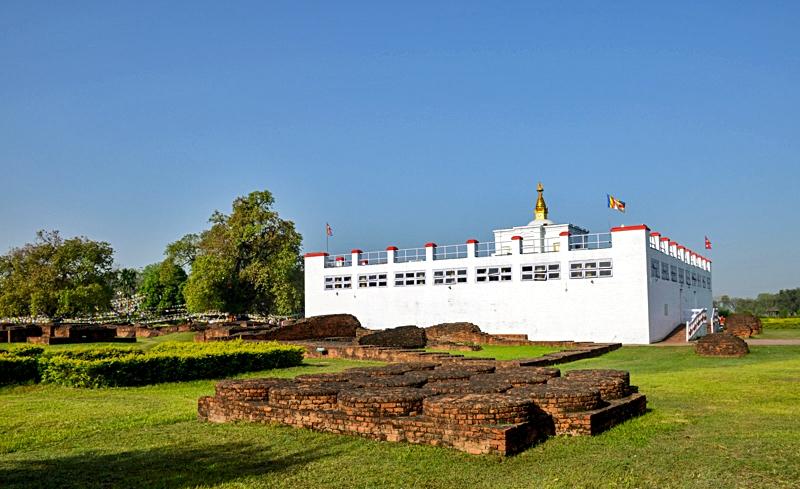Lumbini Birth Place of Lord Buddha
