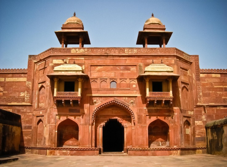 Jodha Bai's Palace, Fatepur Sikri
