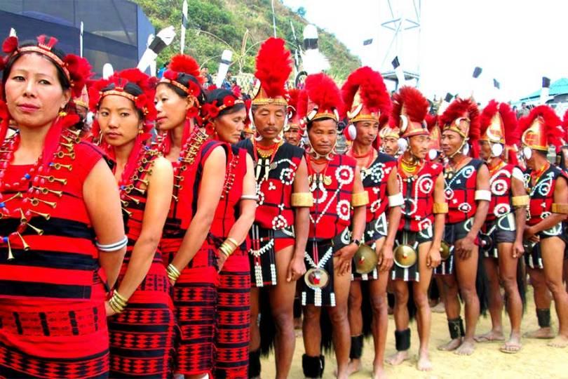 Nagaland Orissa Tribal Tour