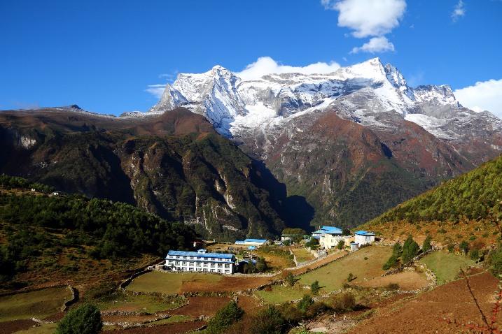 Khumbu Valley Nepal