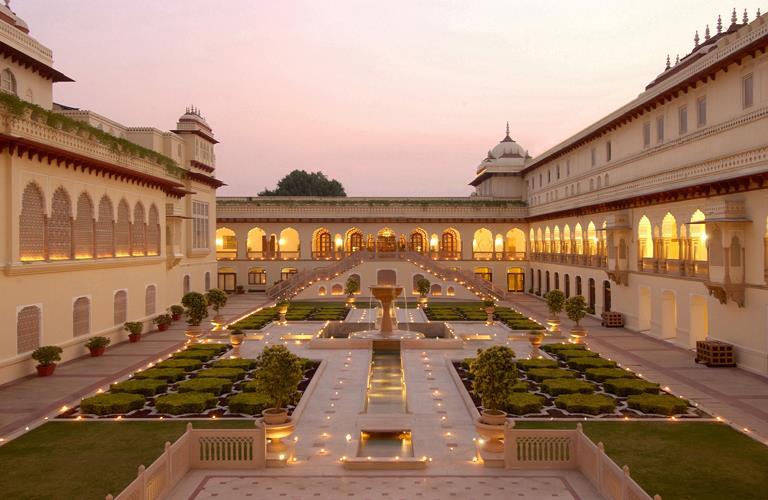 Rambagh Palace, Jaipur Wedding Destination