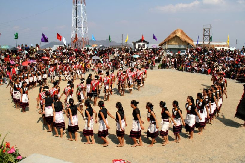 Aoling Festival in Nagaland