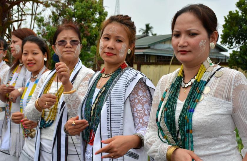 Mopin Festival in Arunachal Pradesh
