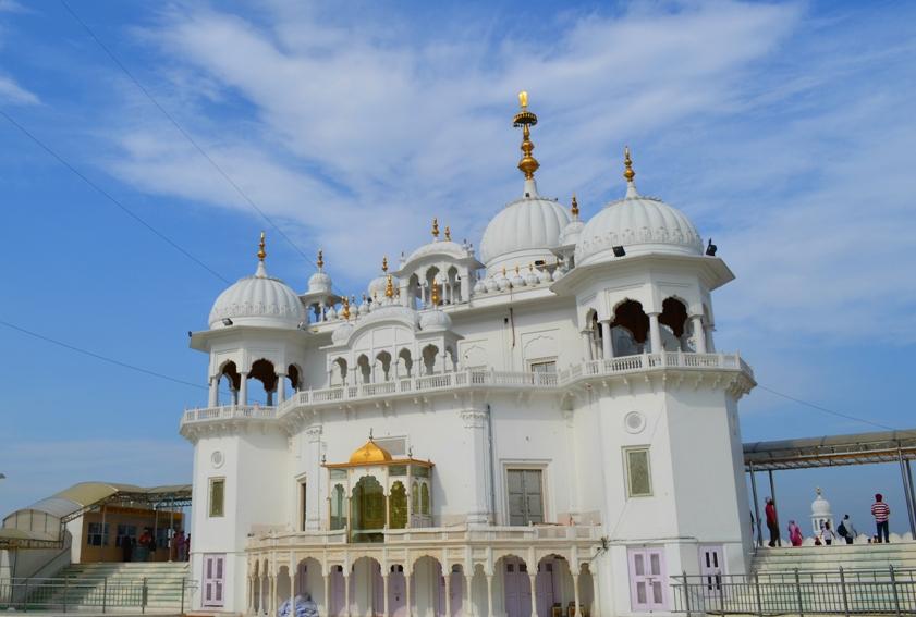 Gurudwara in Anandpur Sahib