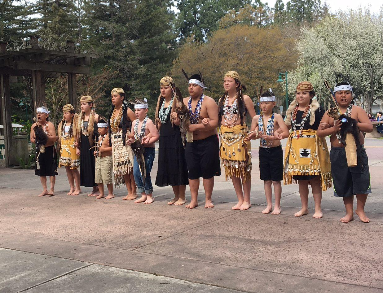 Native American Culture Week Ends With Activities