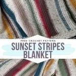 Splendid Tunisian Crochet Blankets With Free Patterns