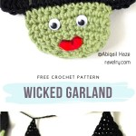 The Best Halloween Garlands With Free Crochet Patterns