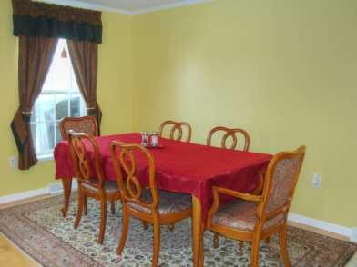 305 Vagabond Street Dining Room